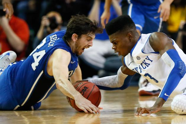 Duke Basketball: Will Ryan Kelly's Injury Help Blue Devils in the Long Run?