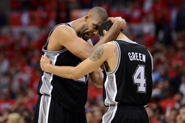 Do San Antonio Spurs Have Enough Firepower to Take Down West's Elite?