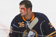 Video: Sabres' Kaleta Forced from Game After Boarding Incident