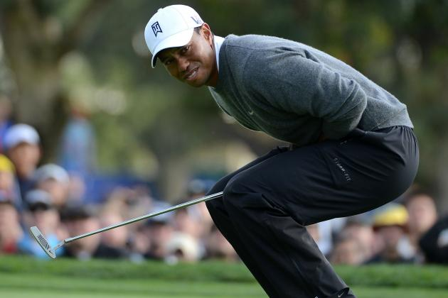 Tiger Woods Will Not Play AT&T Pebble Beach National Pro-Am