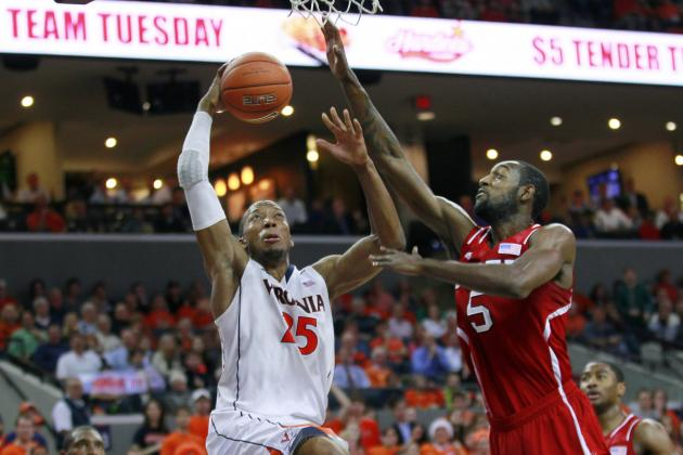 Virginia 58, No. 19 NC State 55