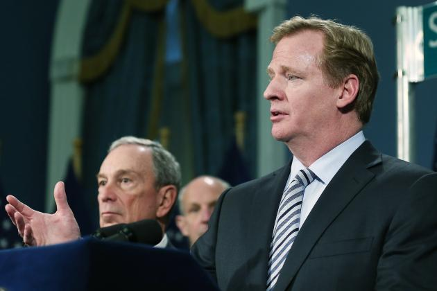 Arguments in NFL Concussion Suits Slated for April