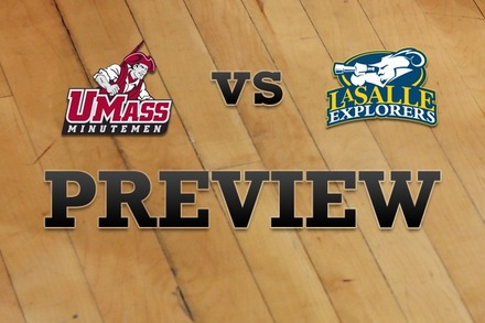 Massachusetts vs. La Salle: Full Game Preview