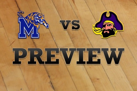 Memphis vs. East Carolina: Full Game Preview