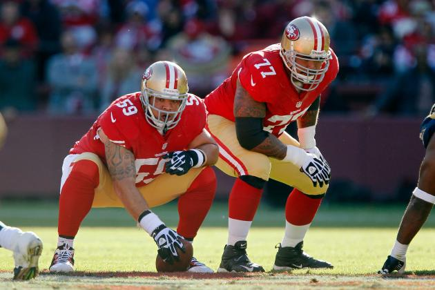 Ravens vs. 49ers: How Offensive Lines Will Win Super Bowl XLVII