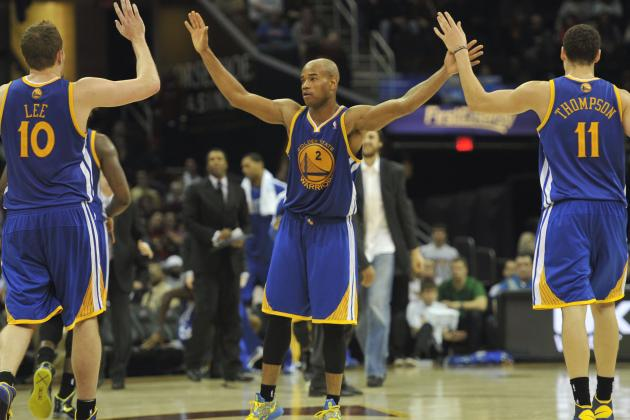 Without Stephen Curry and Two Other Starters, Warriors Get Road Win