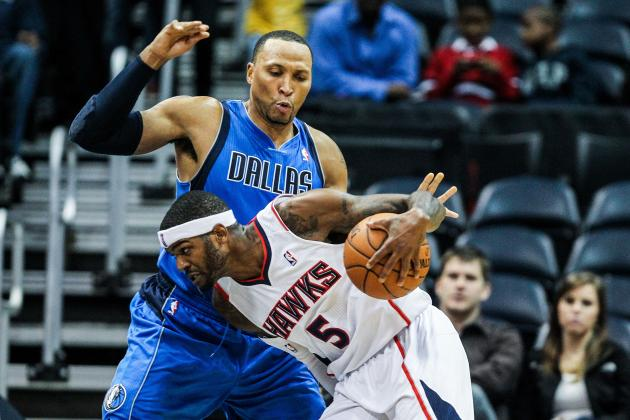 NBA Trade Rumors: Dallas Mavericks Are Perfect Fit for Hawks F Josh Smith