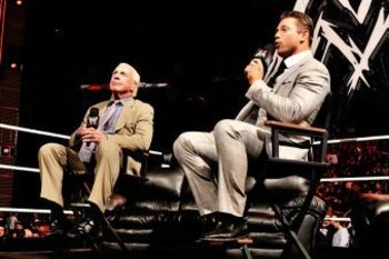 The Miz Needs Ric Flair as His Manager in WWE