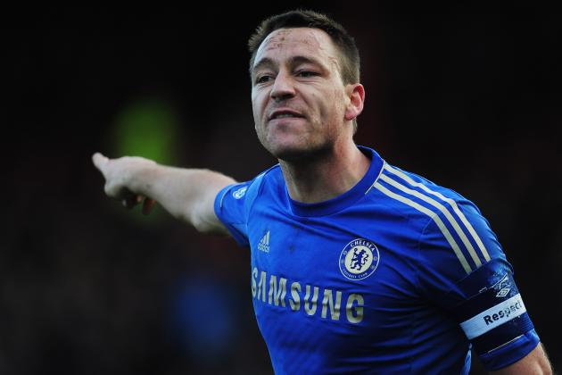 John Terry Condemns 'lacklustre' Chelsea Ahead of Reading Clash