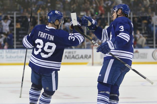 Video: Frattin Scores Game Winner in OT over Sabres