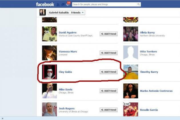 The Judge Who Scored Guida vs. Hioki 30-27 Is Also Clay's Facebook 'Friend'