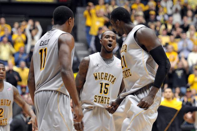 No. 15 Wichita St.'s 19-Game Home Streak Ends