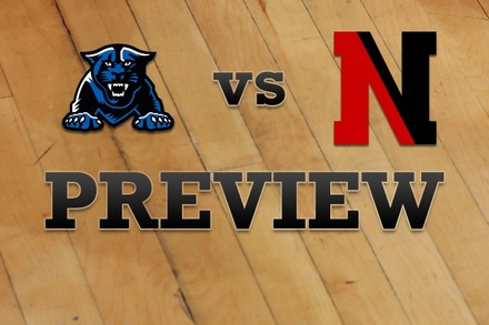 Georgia State vs. Northeastern: Full Game Preview