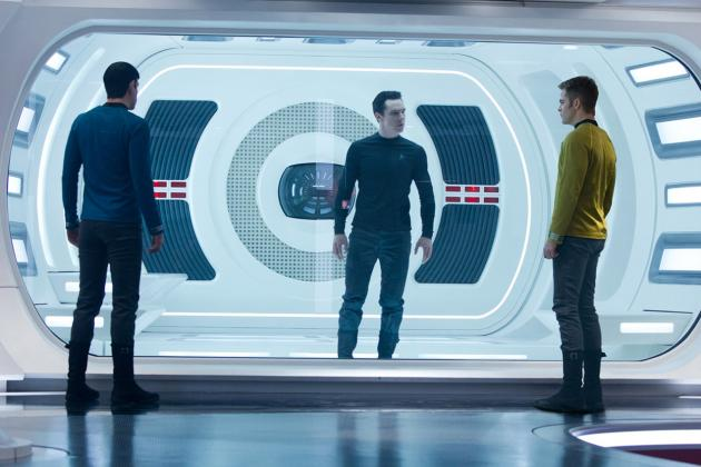 Star Trek into Darkness Super Bowl Commercial Will Leave Viewers Wanting More