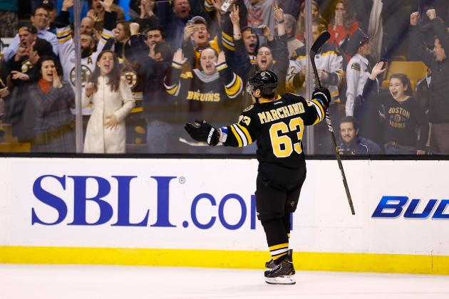 Bruins Down Devils in Shootout, Continue Point Streak in All 6 Games