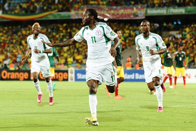 Victor Moses: Young Forward Will Help Send Super Eagles to Unfamiliar Territory