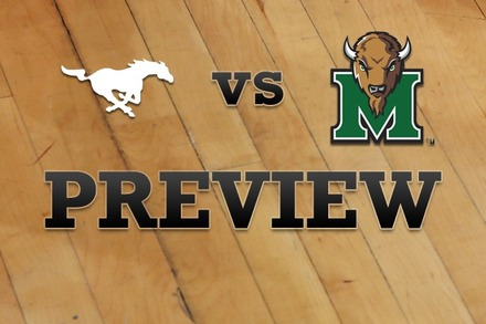 Southern Methodist vs. Marshall: Full Game Preview
