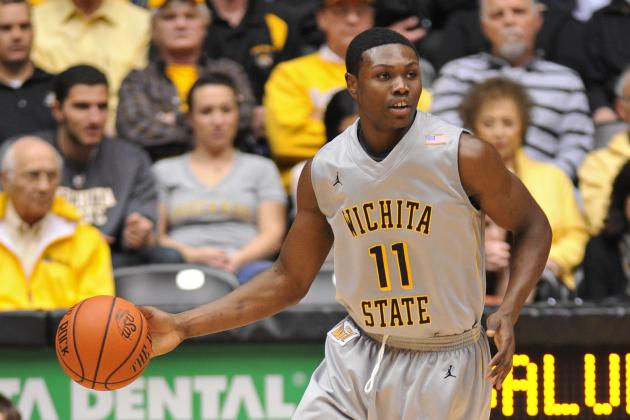 Poor Shooting Sinks No. 15 Wichita State in Loss to Indiana State
