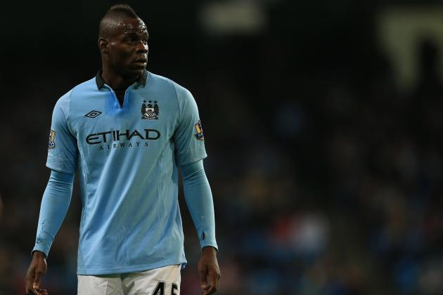 Manchester City Transfer News: Selling Mario Balotelli Is the Right Move to Make