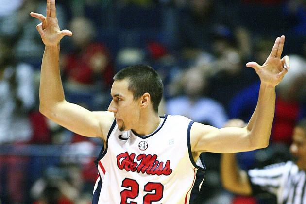 Meet Marshall Henderson, the Cockiest Cold-Blooded Sniper in College Basketball