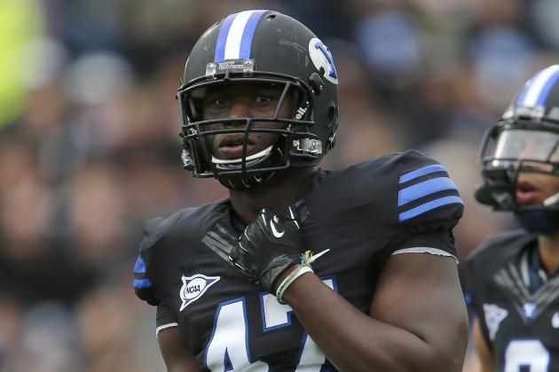 Ezekiel Ansah: BYU Star Backs Up Rave Reviews at Senior Bowl in Mobile