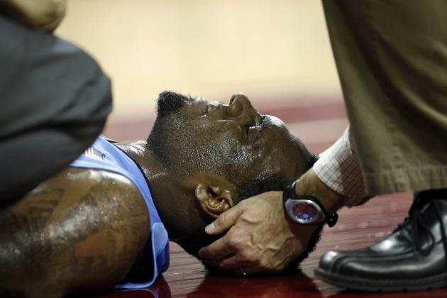 P.J. Hairston Injured as North Carolina Cruises to Win at Boston College