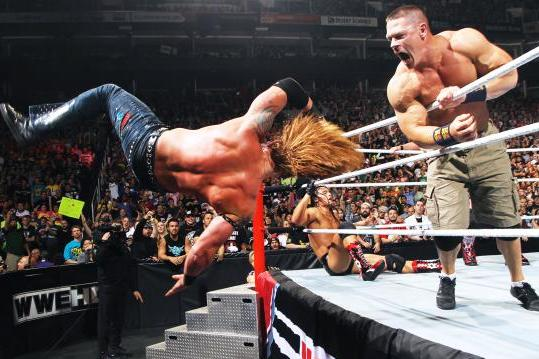 Royal Rumble 2013: John Cena's Win Will Set Up Epic Wrestlemania Showdown