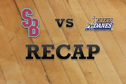 Stony Brook vs. Albany: Recap and Stats