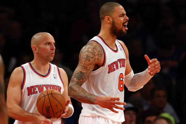 With so Many Ailing, Knicks Focus on Plan B