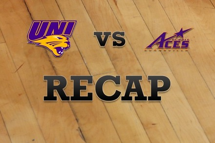 Northern Iowa vs. Evansville: Recap and Stats