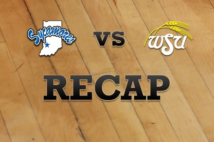Indiana State vs. Wichita State: Recap and Stats