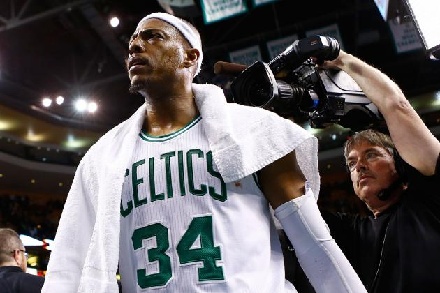Kevin Garnett and Paul Pierce Should Be Traded Away from the Boston Celtics