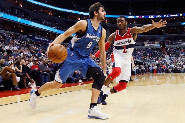 How Ricky Rubio Can Improve His Game for Minnesota Timberwolves