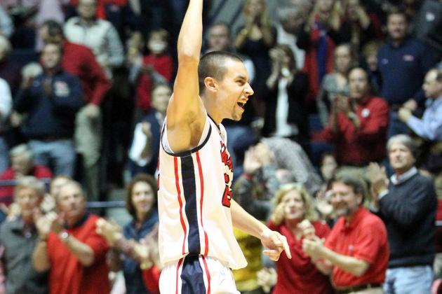 Marshall Henderson Has Confrontation with Coach, Throws Ice at Ole Miss Fans