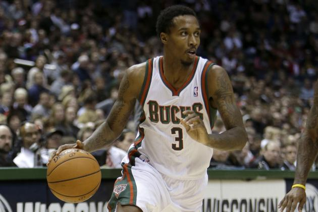 Bucks 117, Pistons 90: Brandon Jennings Gets Hot, Bucks Rout Detroit