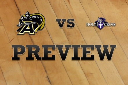 Army vs. Holy Cross: Full Game Preview