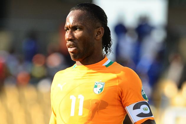 Didier Drogba: Striker Doesn't Need Africa Cup of Nations Title to Cement Legacy