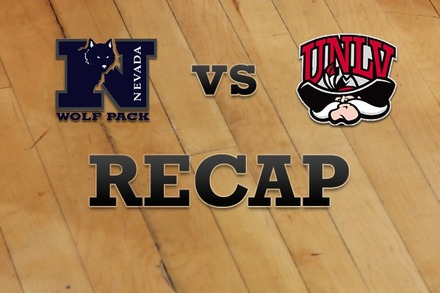 Nevada vs. UNLV: Recap and Stats