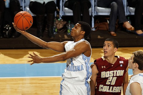 A Closer Look: UNC 82, Boston College 70