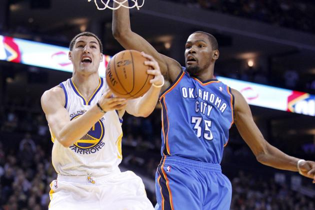 How Klay Thompson Can Improve His Game for Golden State Warriors
