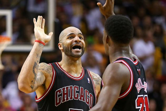 Chicago Bulls Are Officially Most Underrated Team in the NBA