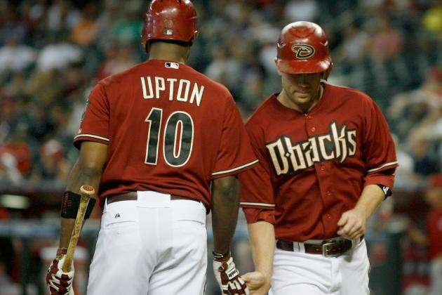 Diamondbacks Players with Most Pressure to Replace Justin Upton's Production