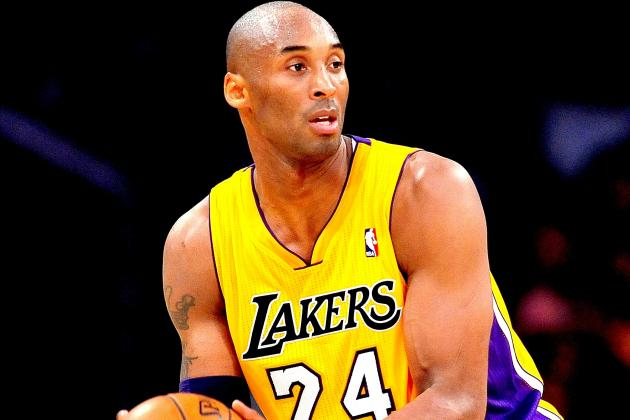 Can This New Kobe Bryant Save the Los Angeles Lakers' Season?