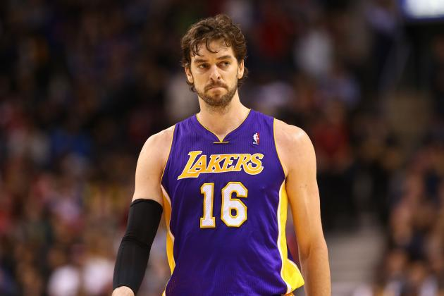 Odds of LA Lakers' Biggest Trade Rumors Actually Happening