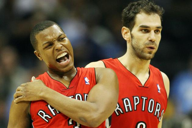 Should Toronto Raptors Trade Jose Calderon or Kyle Lowry?