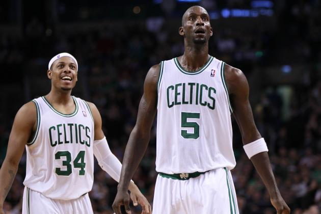 How Kevin Garnett and Paul Pierce Must Save Rondo-Less Boston Celtics
