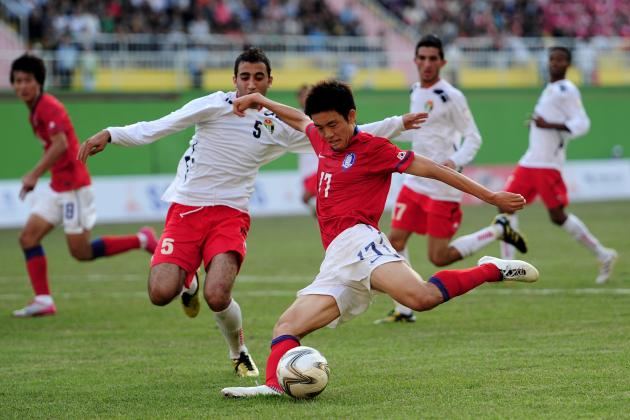 QPR Capture Defender Yun Suk-Young