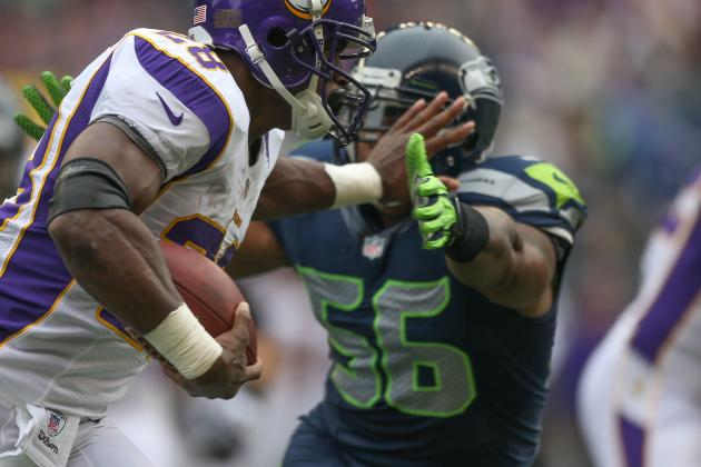 Seahawks Linebacker Leroy Hill Arrested for Domestic Violence