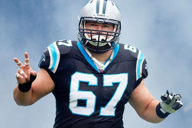 Carolina Panthers' Ryan Kalil Doesn't Regret Super Bowl Ad