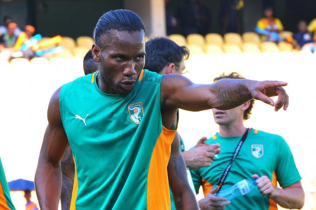 Didier Drogba's Galatasaray Transfer in Limbo as Shenhua Threaten FIFA Action